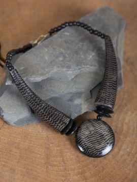 Mittelalter Halskette Jörmungandr