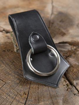 Axthalter mit Ring schwarz