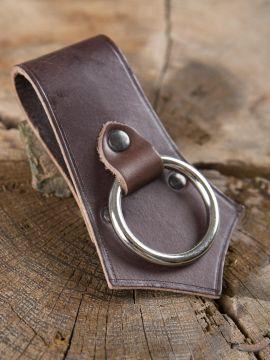 Axthalter mit Ring braun