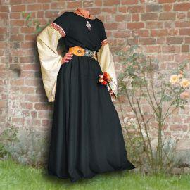 Kleid Johanna schwarz