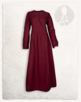 Kleid Jovina weinrot