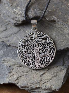 Amulett-Anhänger Irminsul