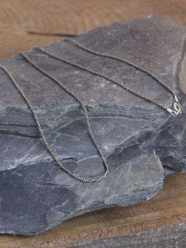 Feine Silberkette 55 cm