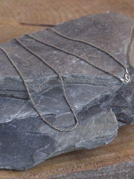 Feine Silberkette 45 cm