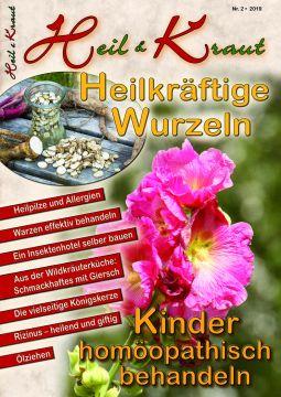 "Karfunkel ""Heil & Kraut"" Nr.2 - 2019"