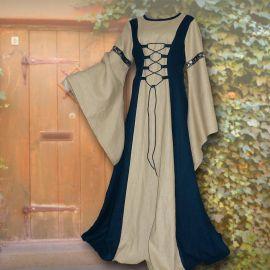 Kleid Katharina marine-sand