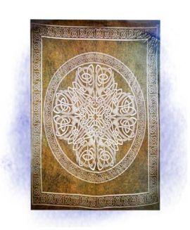 Tuch - Mandala