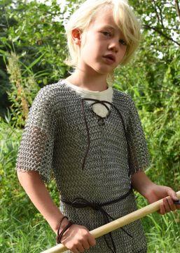 Kettenhemd für Kinder