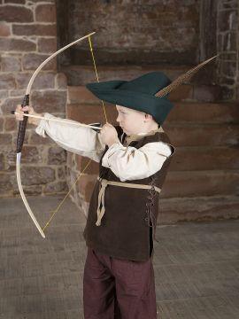 Ledergewand Robin Hood