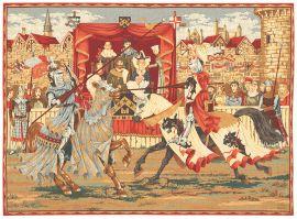 Le Tournoi medieval