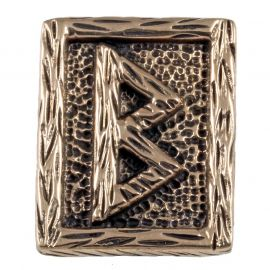 Rune BERKANA aus Bronze