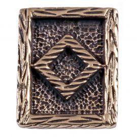 Rune INGWAZ aus Bronze