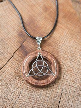 Amulett Triquetra