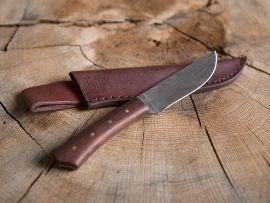 Messer mit Lederscheide