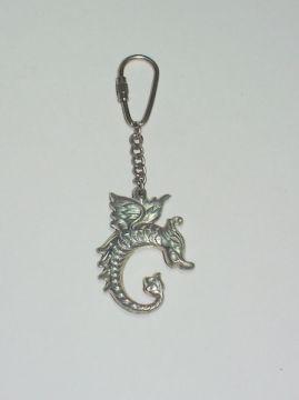 "Schlüsselanhänger ""Keltischer Drache"""