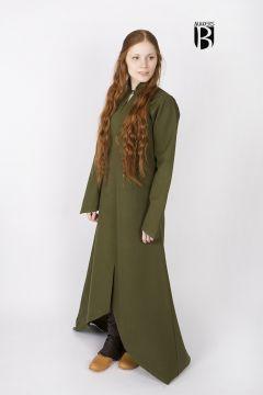 Gewand Ranwen olivgrün