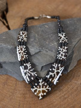 Wikinger Halskette Mundirosa