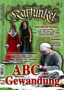 Karfunkel - ABC der Gewandung
