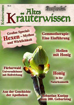 Karfunkel - Altes Kräuterwissen Nr. 6