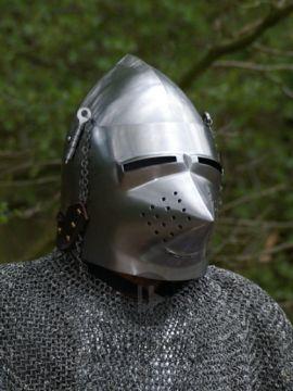 Hundsgugel Helm um ca. 1390