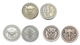LARP-Münzen Nordmann