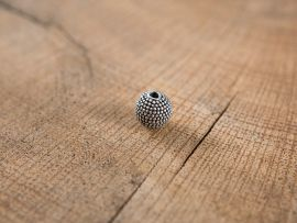 Wikingerperle aus Silber