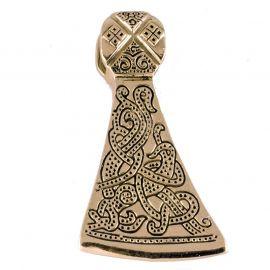 Mammenaxt-Amulett aus Bronze