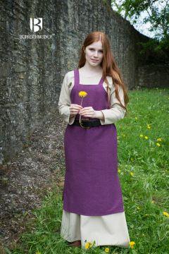 Wikingerkleid Frida - Flieder