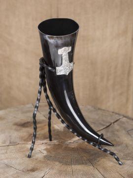Trinkhorn 1,0 mit Thorshammer