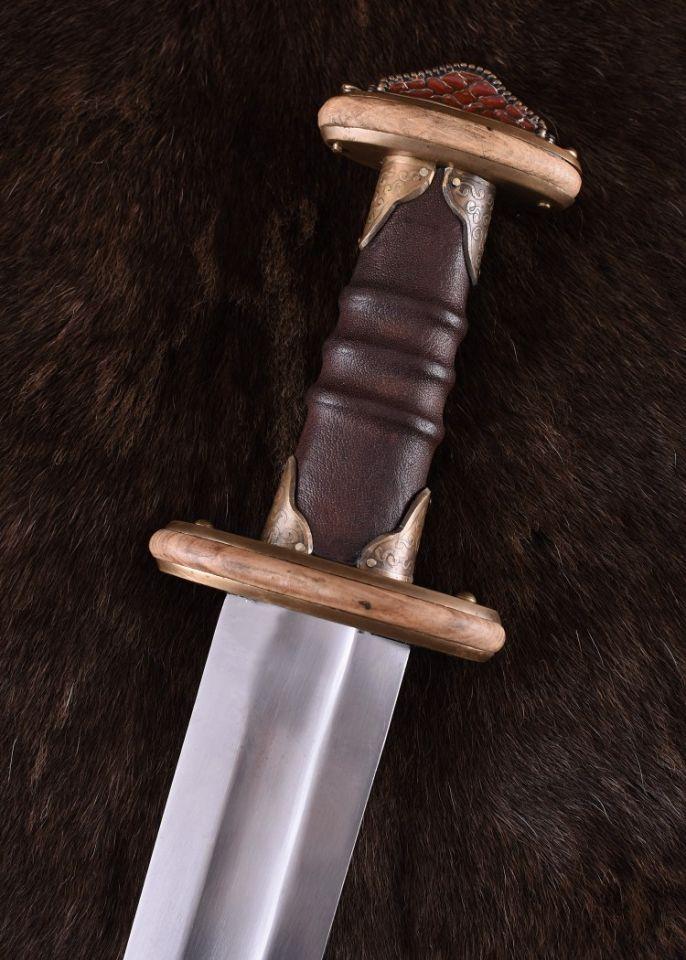 Sutton Hoo Schwert, 7. Jahrhundert