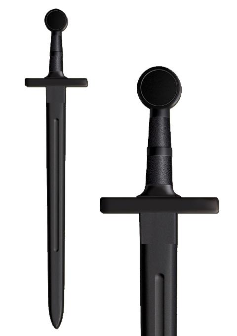 Mittelalterliches Trainingsschwert aus Polypropylen