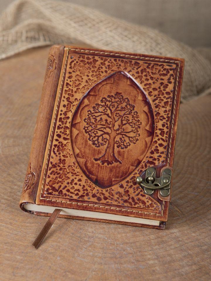 Notizbuch Baum liniert, klein