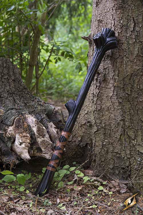 Holzknüppel für LARP