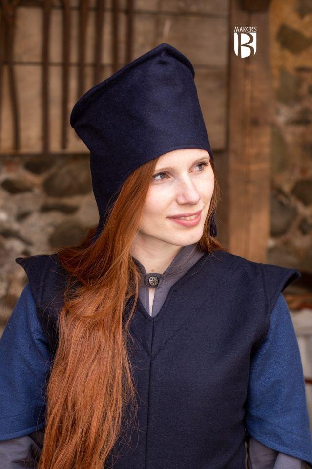 Magierhut Adis blau