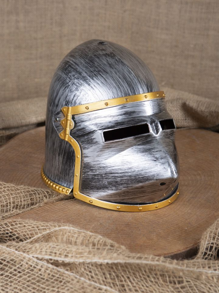 Ritterhelm royal für Kinder