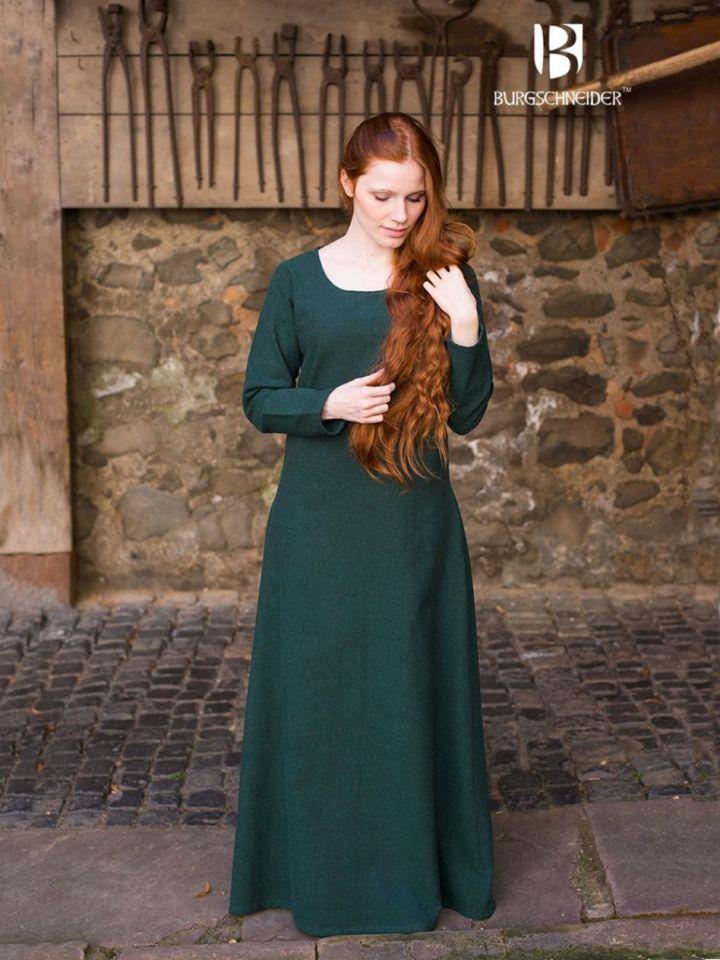 Unterkleid Freya grün M