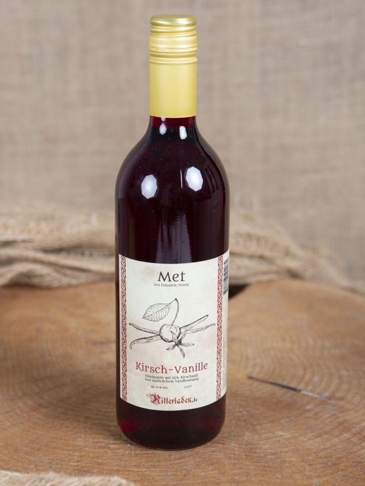 """Met """"Kirsch-Vanille"""" 6 Flaschen"""