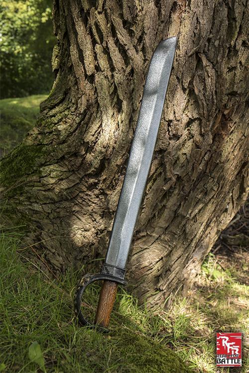 Totenkopf Entermesser für LARP 75 cm