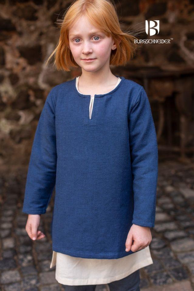Kindertunika-Set Eriksson blau