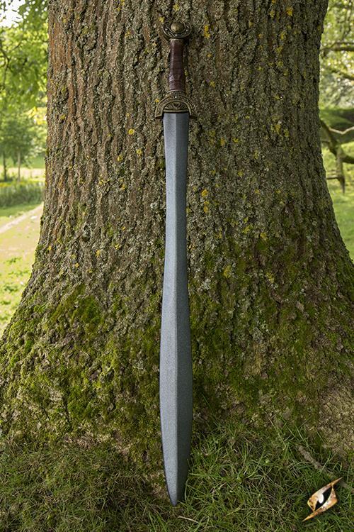 Keltisches Blattschwert für LARP - 100 cm