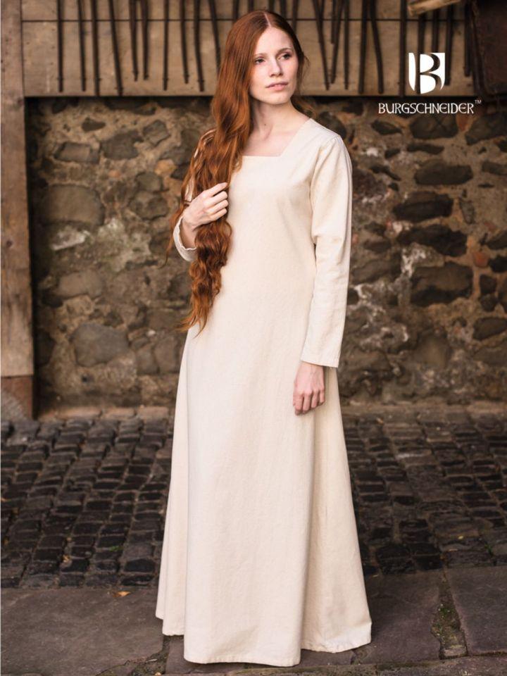 Unterkleid Johanna natur XL