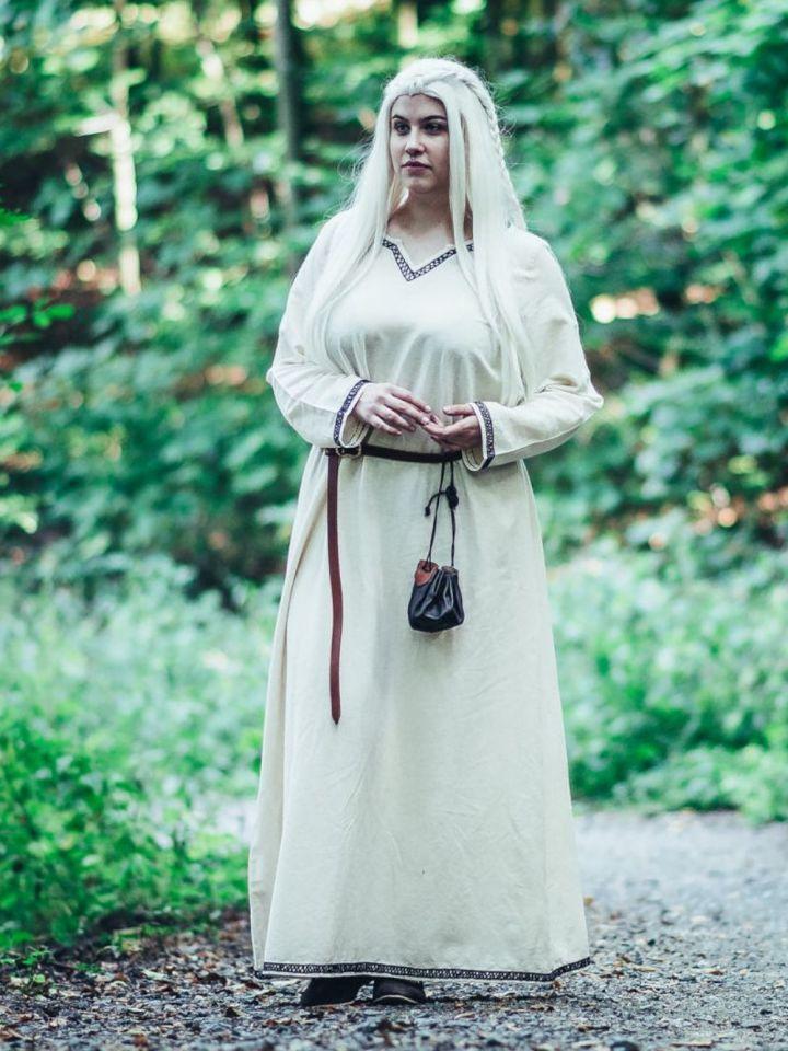 Wikingerkleid Tarja natur