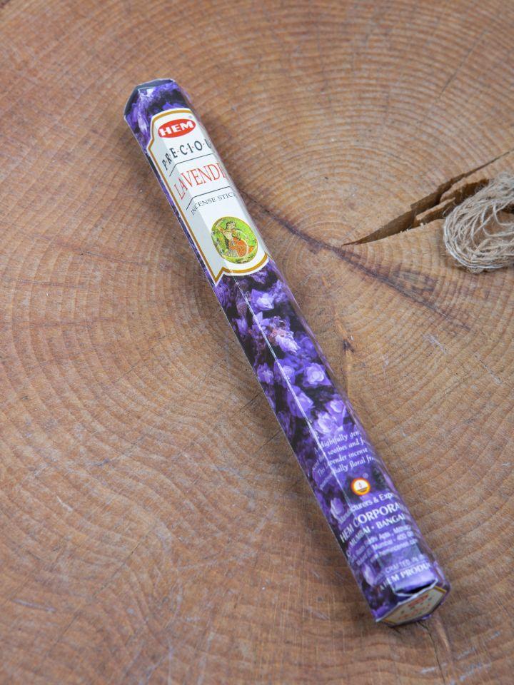 Räucherstäbchen - Lavendel
