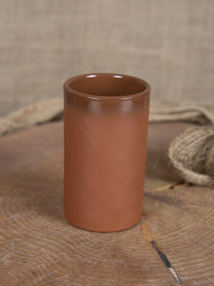 Trinkbecher aus Ton 0,3 Liter