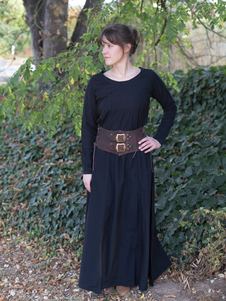 Unterkleid schwarz