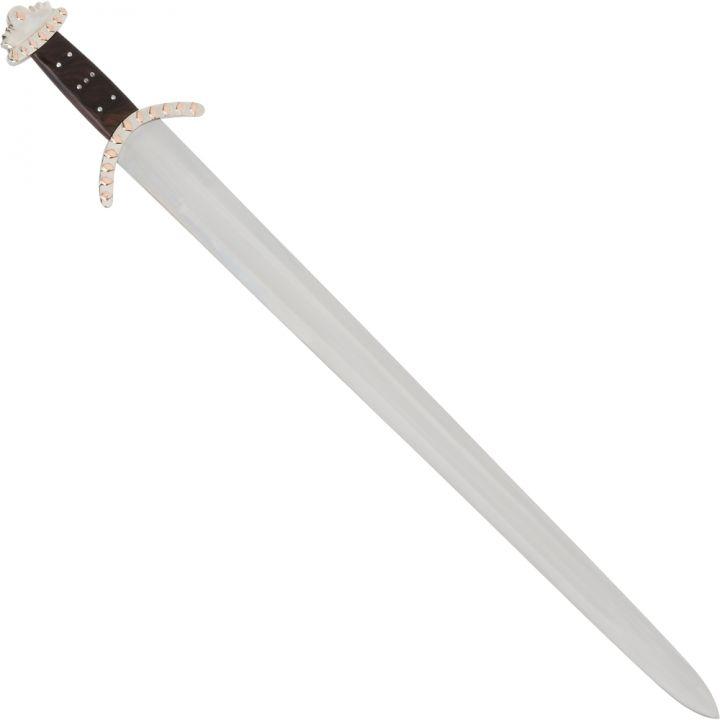 Reich verziertes Wikingerschwert mit Scheide