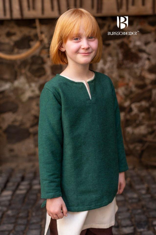 Kindertunika Eriksson grün