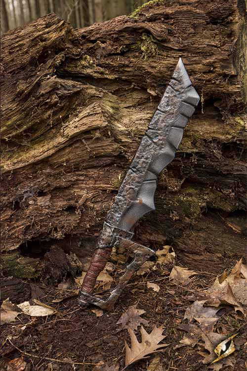 Ork Klinge für LARP - 60 cm