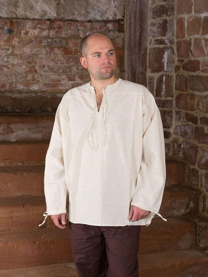 einfaches Hemd XL