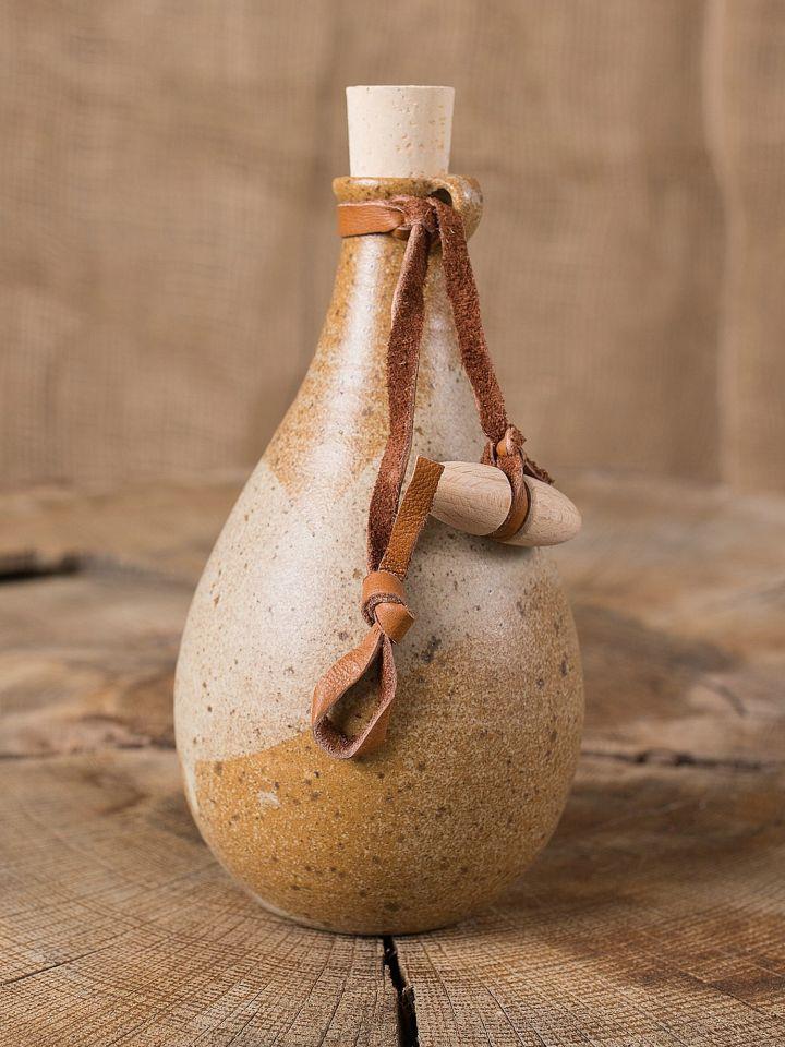 Zaubertrankflasche sandfarben